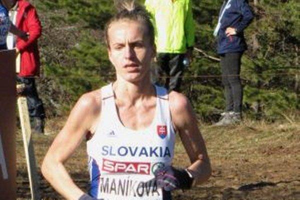 Ľubomíra Maníková.