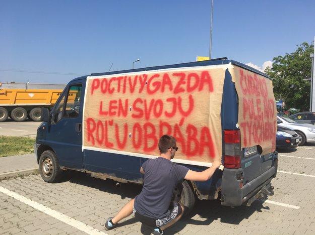 Z Michaloviec.