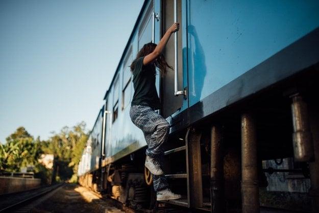 Legendárny vlak z mesta Kandy