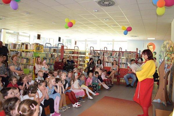 Do výtvarnej súťaže sa zapojilo 16 materských škôl.