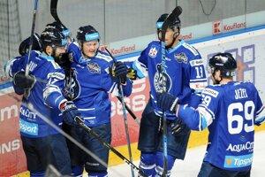 Popradskí hokejisti sa vuplynulej sezóne Tipsport ligy umiestnili na šiestom mieste.