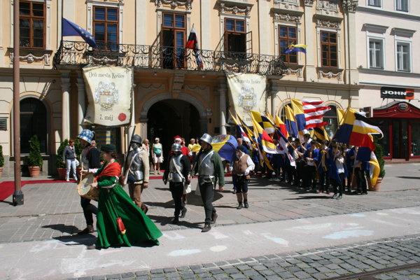 Deň mesta Košice - oceňovanie
