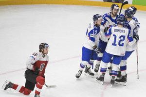 4e07ec9b48fc0 Prečítajte si tiež: Hokejisti otočili zápas s Rakúskom a oslavujú prvé  víťazstvo na šampionáte Čítajte