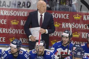 Slovenskí hokejisti si pripísali prvé víťazstvo na šampionáte.
