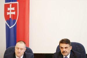 Peter Šufliarsky a Jaromír Čižnár.
