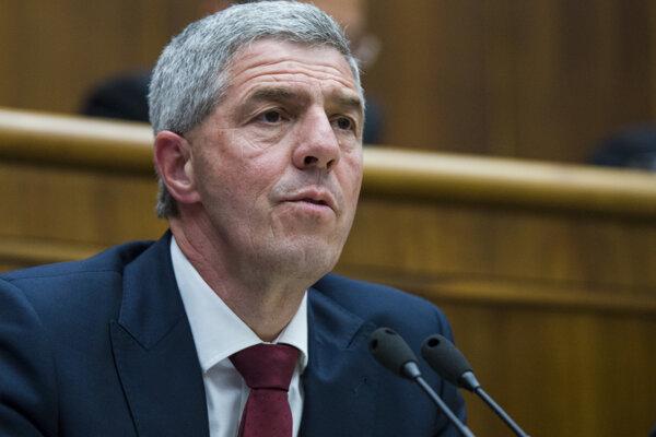 Podpredseda NR SR Béla Bugár