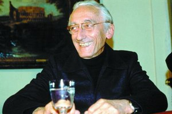 Jacques–Yves Cousteau.
