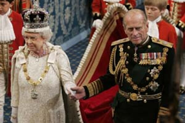 Alžbeta a Philip tento rok oslávili diamantovú svadbu.