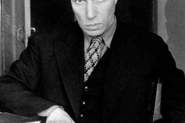 Boris Pasternak a kniha Doktor Živago.