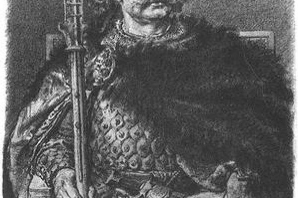 Boleslav Chrabrý vytváral Poľsko.