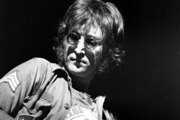 John Winston Lennon.