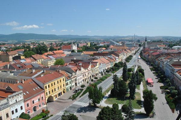 Prešov.