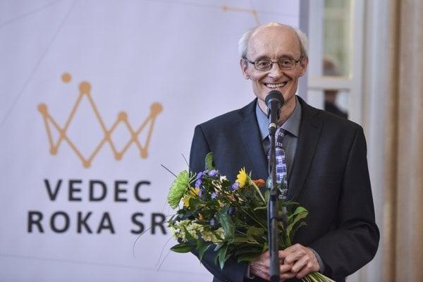 Profesor Michal Fečkan.
