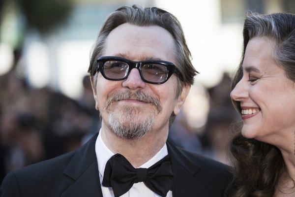 Gary Oldman v Cannes.