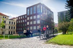 Masarykova univerzita v Brne je veľkým lákadlom.