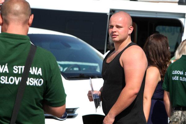 Poslanec Milan Mazurek