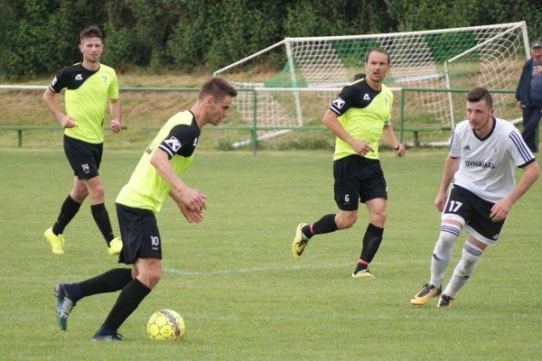 Jacovce pauzovali, v sobotu doma hostia v derby zápase Oponice.