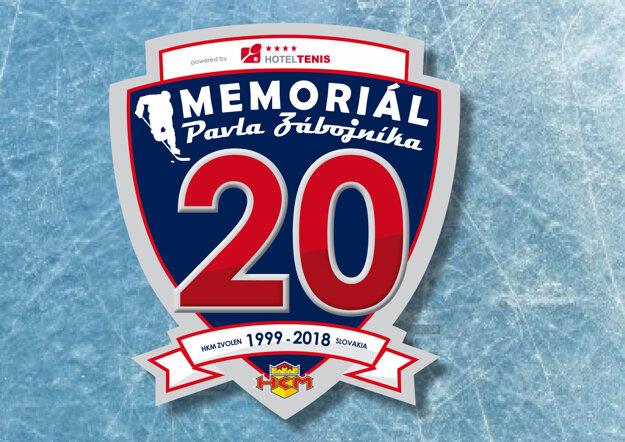 Logo 20. ročníka