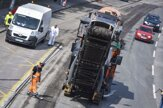 V Bratislave sa pokračuje s opravou hlavných cestných ťahov