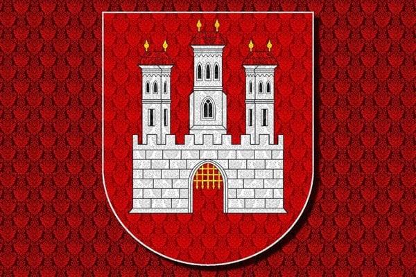 Erb Bratislavy bol prvýkrát bol farebne namaľovaný na erbovej listine kráľa Žigmunda z roku 1436.