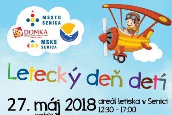 V nedeľu sa v Senici uskutoční Letecký deň detí.
