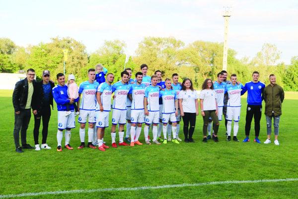 Hráči Lokomotívy sa so sezónou rozlúčili päťgólovým víťazstvom.