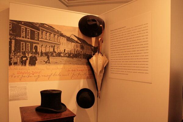 Výstava Premeny námestia v Spišskej Novej Vsi