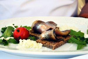 Ryby a celozrnné pečivo majú sú v severskej strave dôležité miesto.