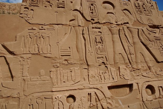 Egypt je pokladnicou archeologických pamiatok.