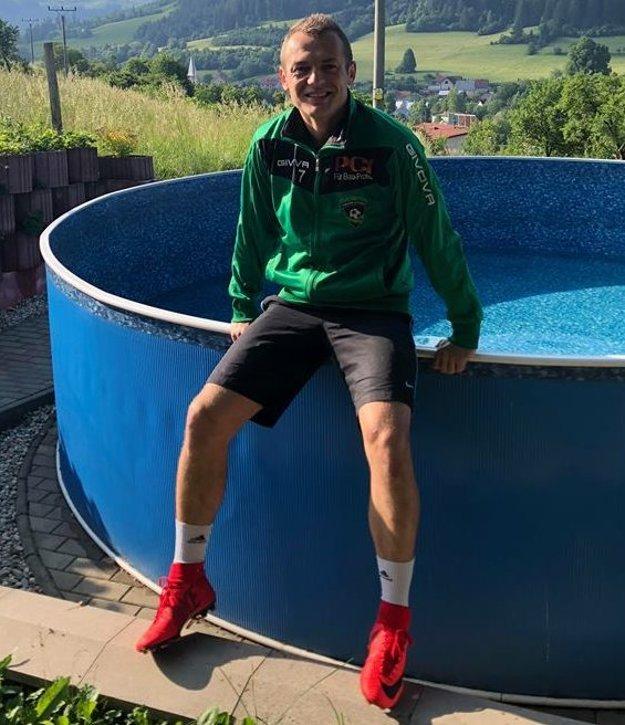 Petrovi Čečkovi priniesli nové kopačky dva góly.