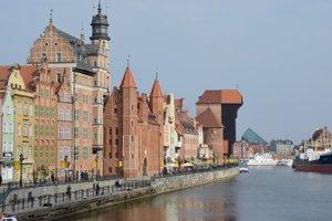 Gdaňsk.