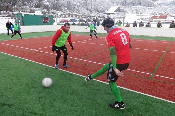 Zimná liga v Divinke má sebou už štvrtý ročník.