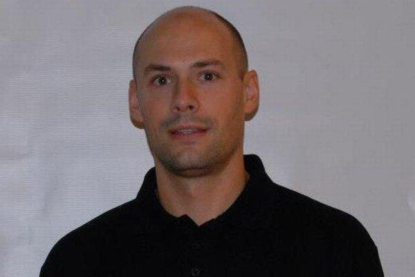 Peter Minárik - hlavný organizátor volejbalovej ligy.