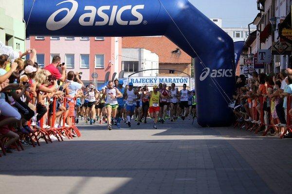 Rajecký maratón aj tento rok sľubuje skvelé divadlo s výbornými výkonmi.