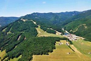 Valčianska dolina.
