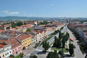 Blížia sa oslavy Dňa mesta Prešov.