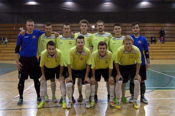 Futsalisti Makroteamu sa tešia z víťazstva.