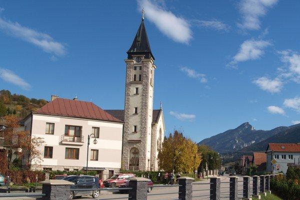 Obec Terchová získala 3.miesto.