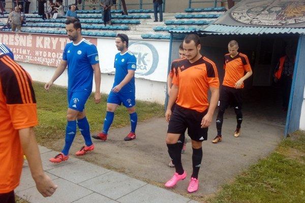 Pred zápasom Čadca-Žarnovica