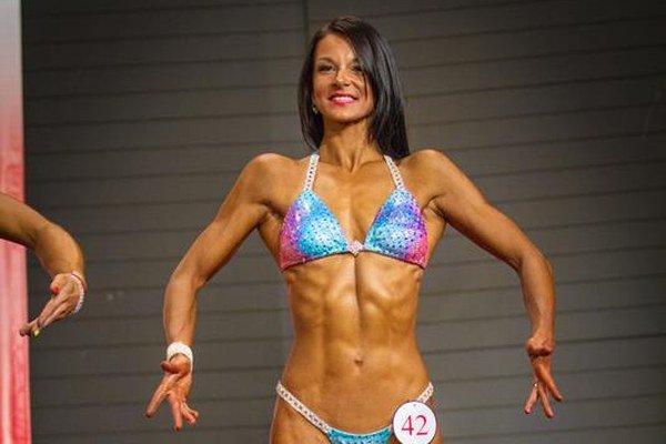 Anna Lacko potvrdila skvelú formu.