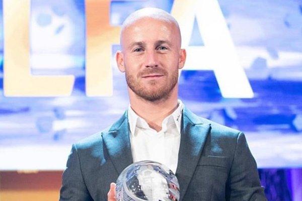 Miňo Stoch vyhral hlasovanie onajlepšieho hráča českej ligy.