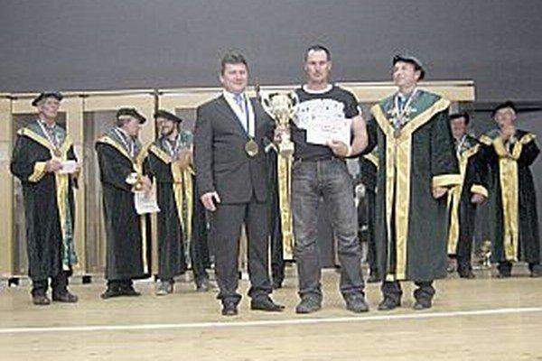 Úplným šampiónom výstavy sa stal Roman Chmelář z Českého Radejova.