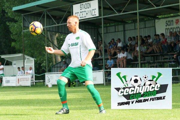 V Čechynciach budú organizovať prvý ročník letného turnaja v malom futbale.