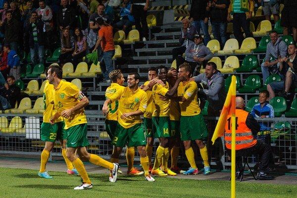 Futbalisti MŠK Žilina nemali v jesennej časti veľa dôvodov na radosť.