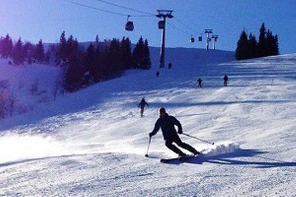 Prázdniny na lyžovačke