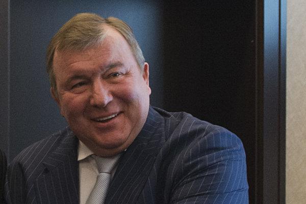 Šéf Medzinárodnej investičnej banky Nikolaj Kosov.