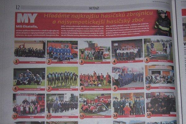 V súťaži je prihlásených už 22 hasičských tímov.