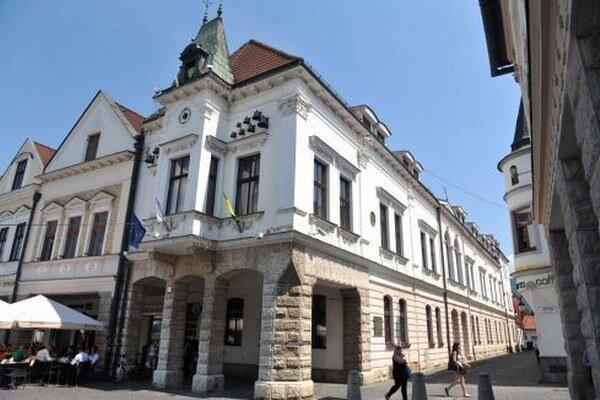 Radnica pracuje na obnove Sadu na Studničkách.