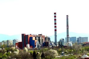 Tepláreň Košice