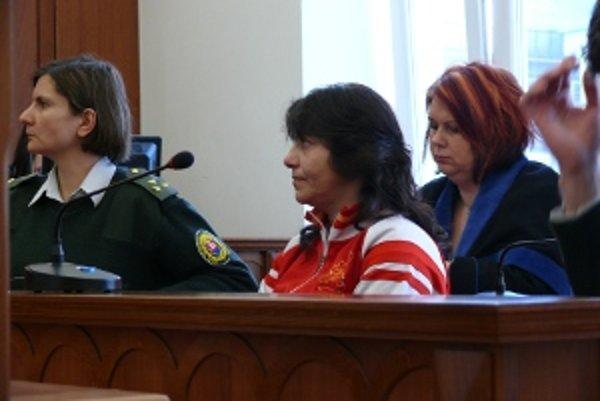Máriu Š. odsúdil súd na päť rokov.